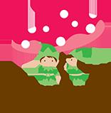 Leśne Ludki – Niepubliczne Przedszkole Logo