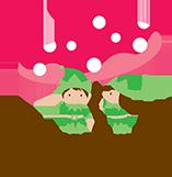 Leśne Ludki – Niepubliczny Żłobek Logo